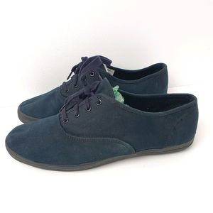 Keds Size 41/10 Black Womens Sneakers